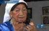 Mujer pierde un dedo de su mano con la puerta de un banco
