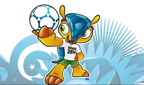 Buscan nombre para la mascota del mundial Brasil 2014