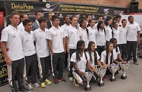 Llegaron a Colombia los campeones mundiales de patinaje