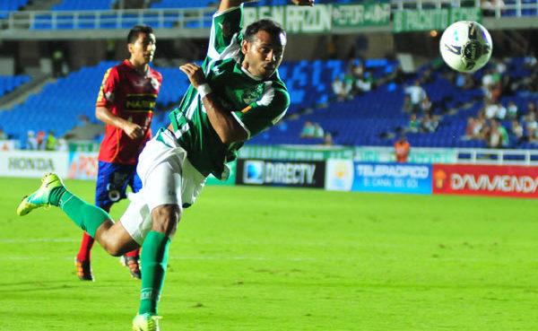 'Caracho' Domínguez sería baja del Cali ante Tolima