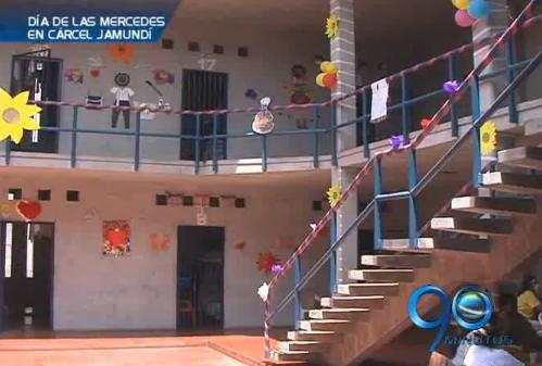 Las reclusas de la cárcel de Jamundí celebraron su día