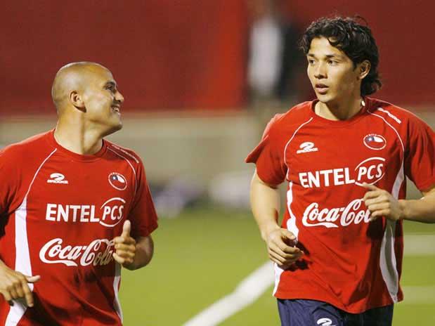 Borghi entregó la titular de Chile ante Colombia