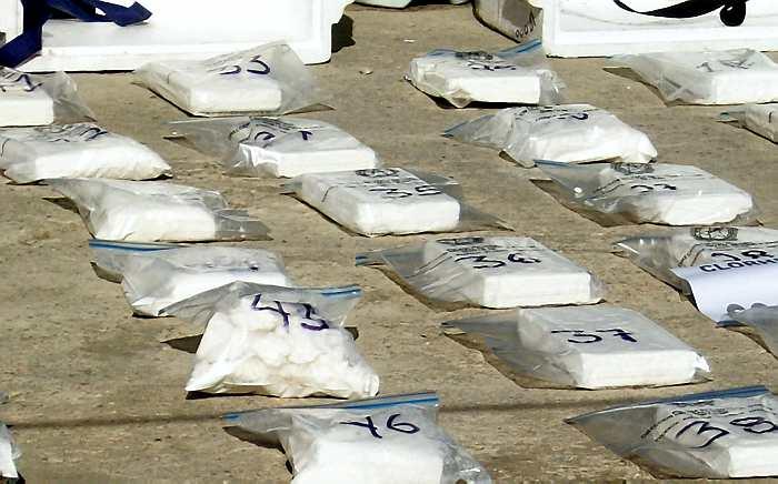 Inmovilizan camión con  cocaína en Cali