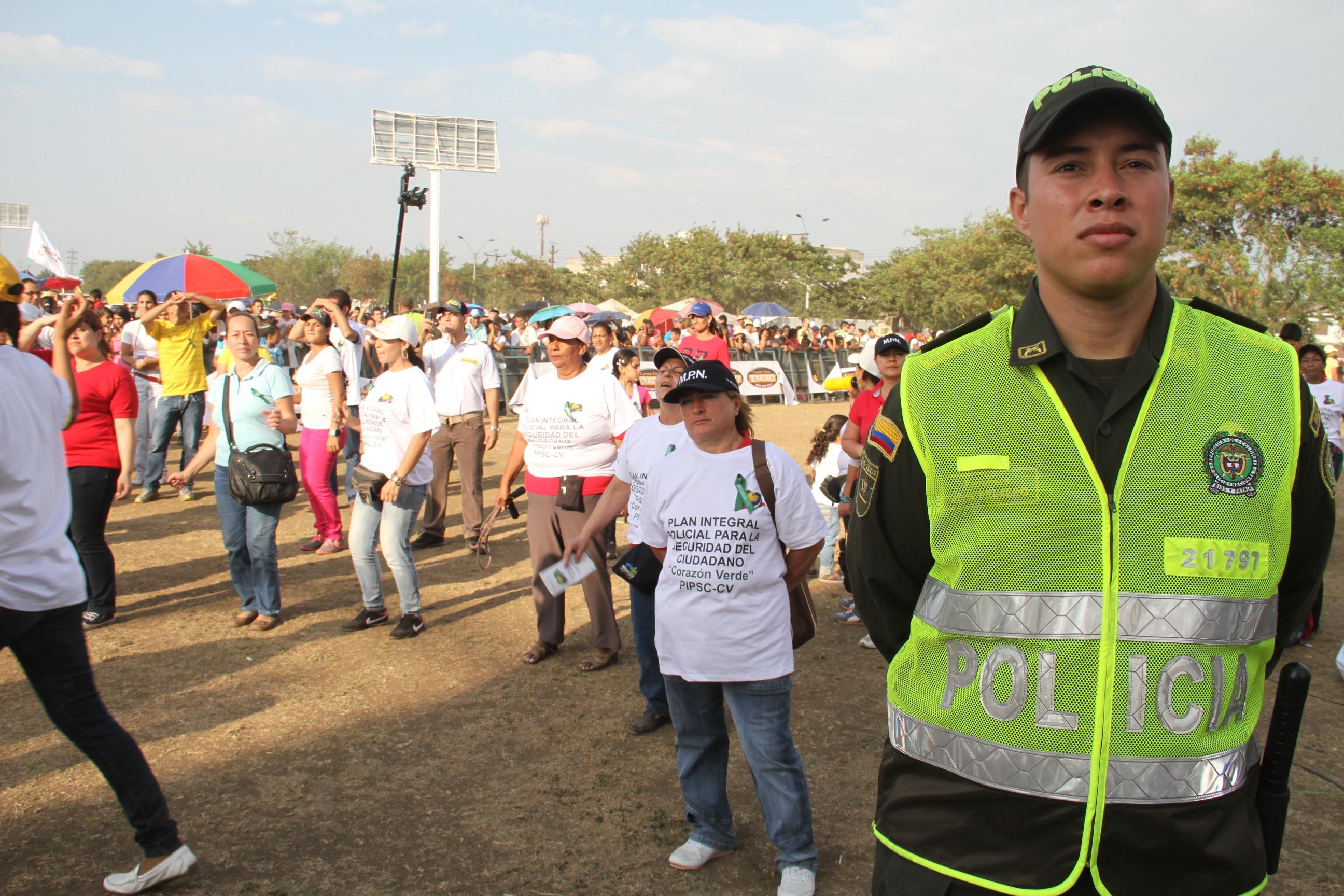 Corazón verde, la nueva estrategia de la Policía contra el crimen en Cali
