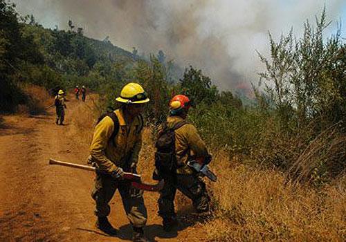 Otra vez Cali asediado por incendios forestales