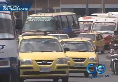 Taxistas y transportadores inconformes con la Alcaldía de Cali