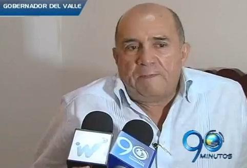 Gobernador Ubeimar Delgado quedó en libertad