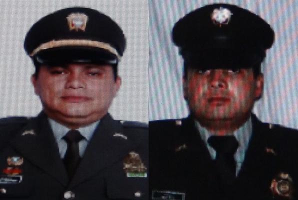Dos agentes de la Sijín mueren en una emboscada
