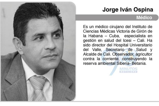 Por Jorge Iván Ospina