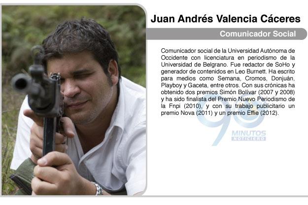 Por Juan Andrés Valencia Cáceres