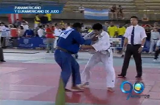 Concluyó con éxito el Panamericano y Suramericano de judo