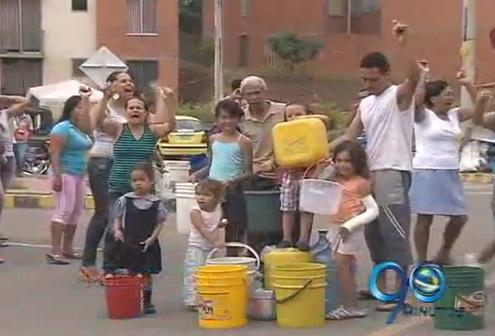 Personero entuteló a Emcali por racionamiento de agua