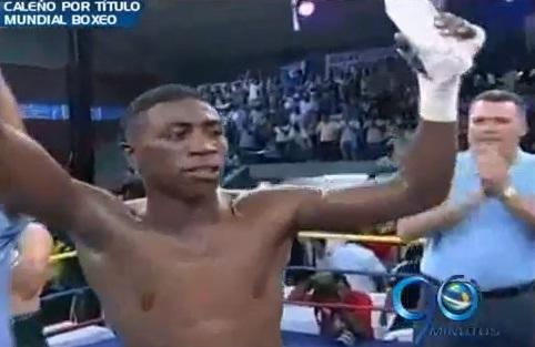 El vallecaucano Jonathan Romero va por el título mundial de boxeo