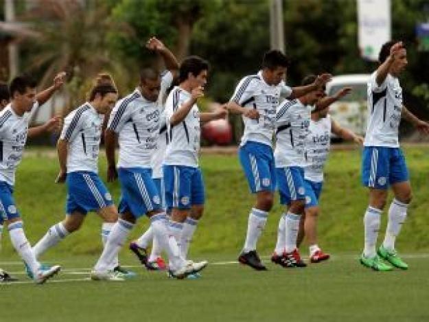 Paraguayos definieron la nómina que enfrentará a Colombia en Barranquilla