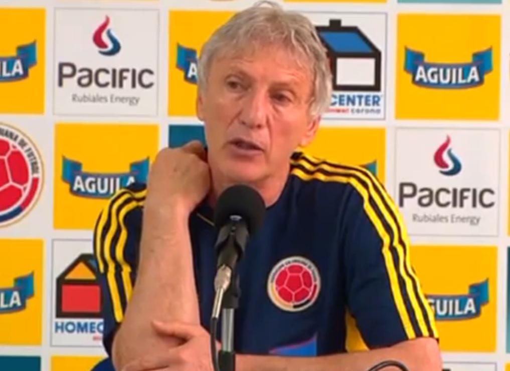 Pékerman confirmó al arquero Ospina como titular y elogió a Mondragón