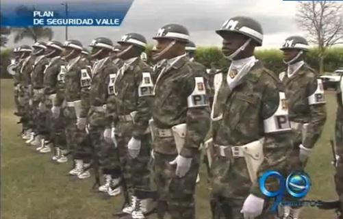 Ejército presenta el Plan República, con más de tres mil uniformados