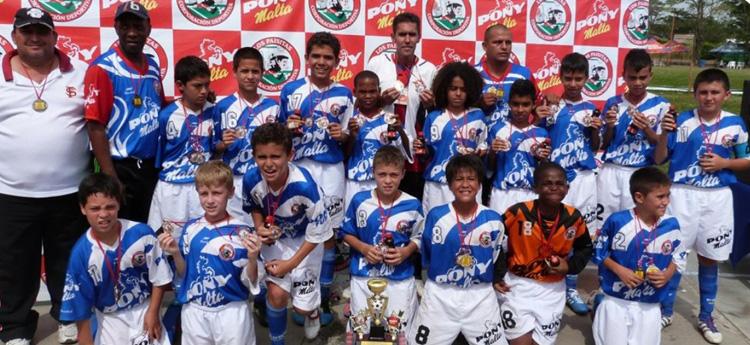 El equipo Avenida Cali de Tuluá, es la cuota del Valle para el Pony Fútbol