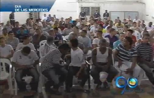 Internos de la Cárcel Villahermosa celebraron su día