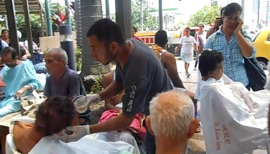 Temblor obligó evacuación de 20 pacientes de clínica en Cali