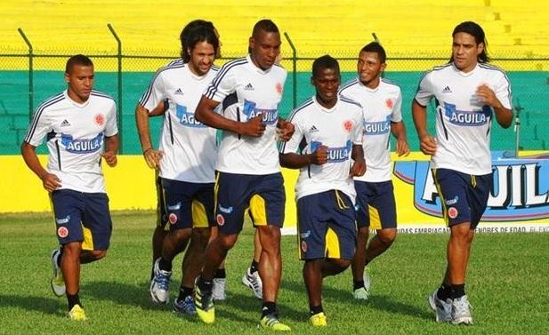 """Colombia alista sus """"garras"""" ante Uruguay"""