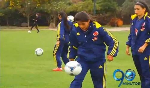 Selección femenina Sub 17 alista su debut en Mundial de Azerbaiyán