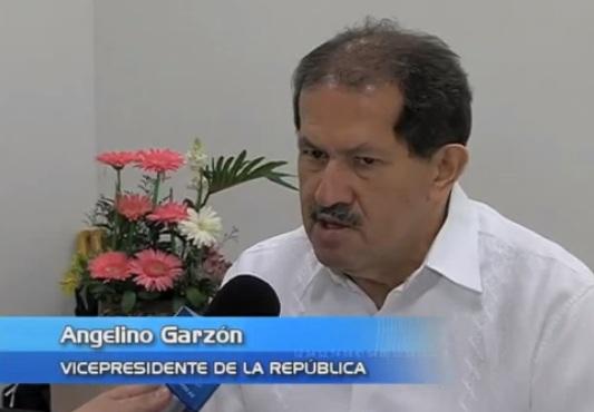 """""""El Presidente es muy valiente en buscar la paz"""": Angelino Garzón"""