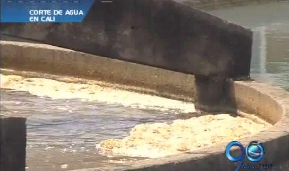 Turbiedad del rio Cauca tiene paralizada planta de Puerto Mallarino