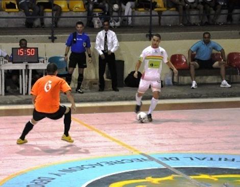 Lyon de Cali fue vencido en la 'Arenosa' por el Barranquilla Fútsal