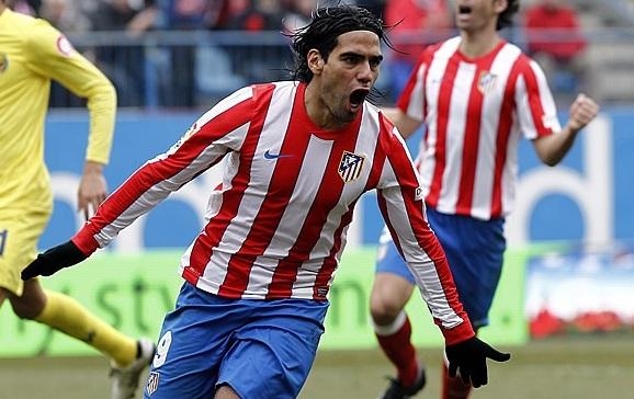 Prensa española asegura que el Real Madrid salió a la caza del 'Tigre' Falcao