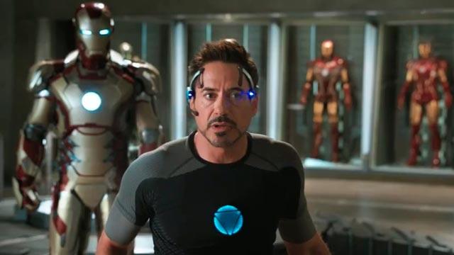 Se revela el primer tráiler de Iron Man 3 al mundo