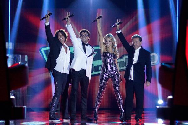 'La Voz' conquistó a Colombia en sus dos primeras noches