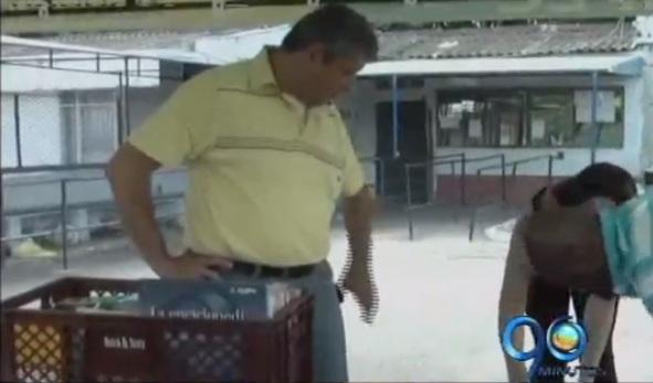 'Librotón' para los internos de la cárcel de Palmira