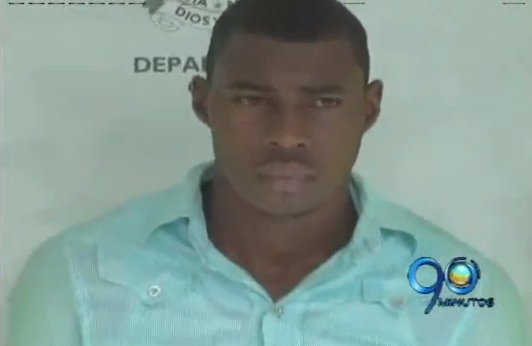 Capturado alias 'Miller' en Chocó