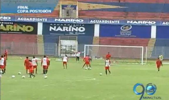 Esta noche primer partido de la final Pasto Nacional por la Copa Postobón