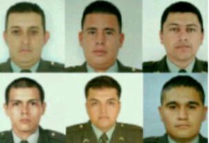 Asesinan 6 agentes de la Policía en el norte del Cauca