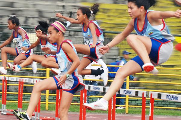 En Cali se cumplirá el Campeonato Nacional Infantil de Atletismo