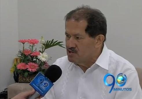 Entrevista con el vicepresidente Angelino Garzón