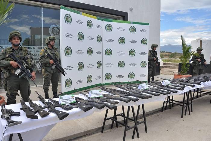Cae arsenal de 'Los Rastrojos' en zona rural de Andalucía, Valle