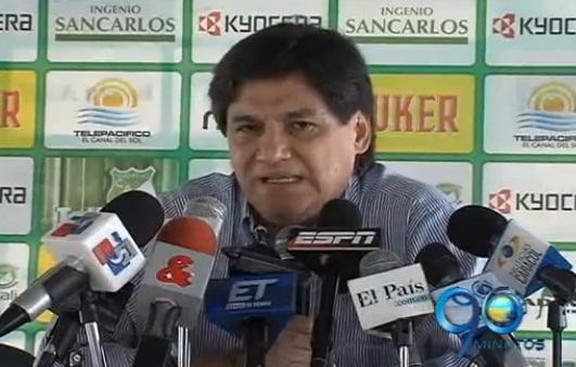 """""""Comesaña me dijo que la situación en el Cali era insostenible"""": Óscar Astudillo"""