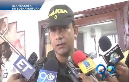 Ola de violencia en Buenaventura deja cinco muertos en 72 horas