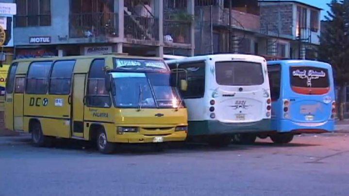 Cali amaneció sin servicio de buses urbanos