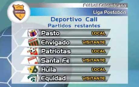 Vea los resultados, jugada la fecha 12° del fútbol colombiano