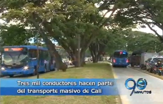 Metrocali realizará censo de conductores