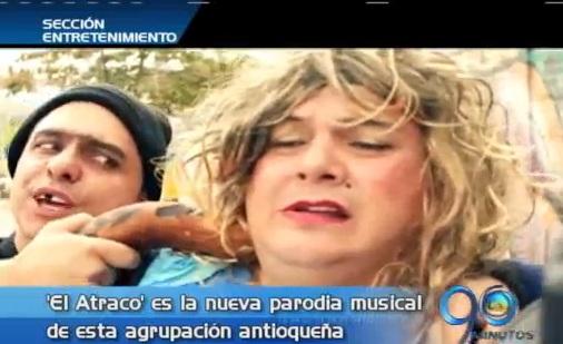 Los Cantores de Chipuco lanzan sencillo, 'El atraco'