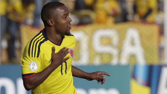 Selección Colombia goleó 3 por 0 a Camerún en juego amistoso