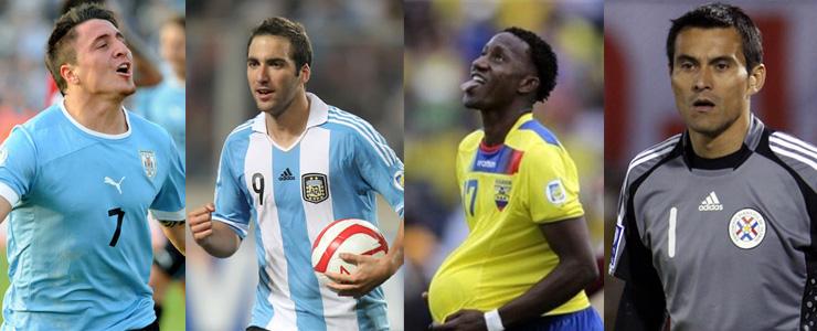 La décima jornada de las eliminatorias se juega sin Colombia
