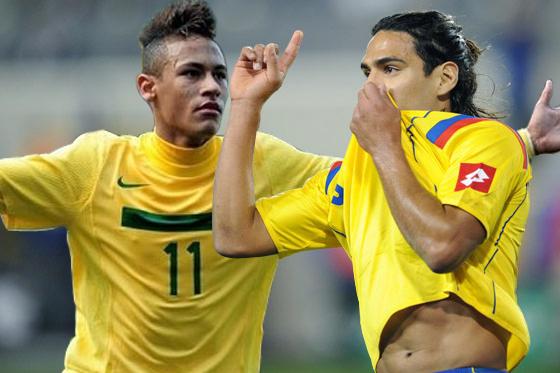 Colombia confirma amistoso frente a Brasil en New Jersey
