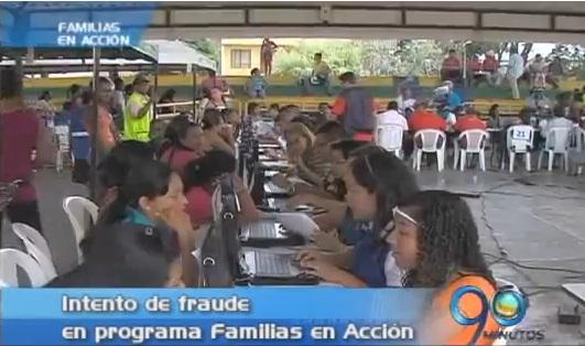 Alcalde de Candelaria lidera entrega de ayudas de Familias en Acción