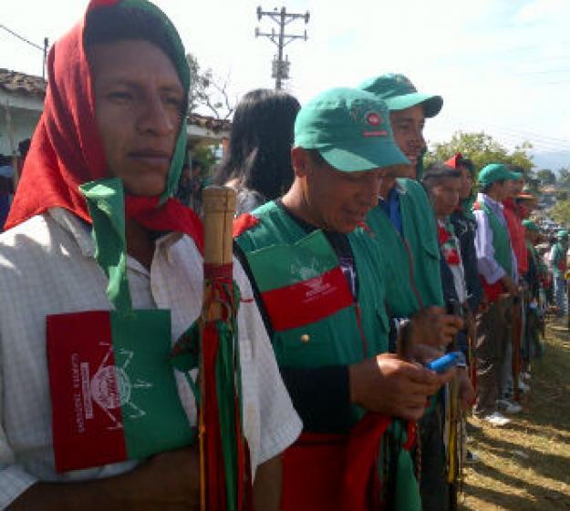 Gobernadores indígenas denuncian amenazas de las Farc