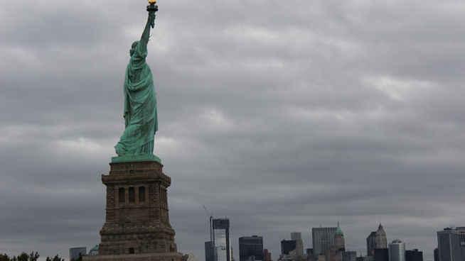 """Colombiana en Nueva York habla sobre ciclón tropical """"Sandy"""""""